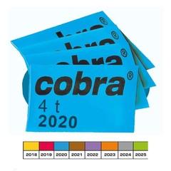 Identifikační koncovka COBRA CAP 2020 - 4t