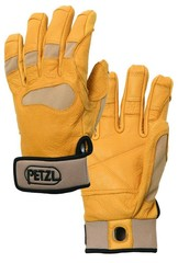 Kožené rukavice PETZL CORDEX PLUS