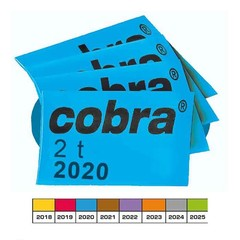 Identifikační koncovka COBRA CAP 2020