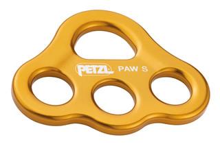 Kotvící deska PETZL PAW - S - žlutá