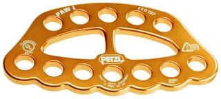 Kotvící deska PETZL PAW - L - žlutá