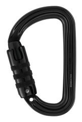 Karabina PETZL Sm´D Triact-Lock - černá