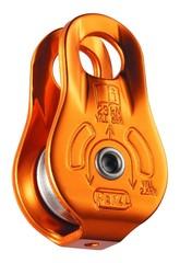 Kladka PETZL FIXE - oranžová