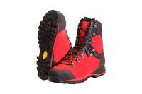 Protipořezové boty HAIX ULTRA SIGNAL RED