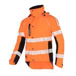 Nepromokavá pracovní bunda SIP PROTECTION 1SMR KEIU HiVis REFLECTIVE