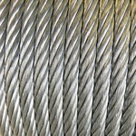 Ocelové lano 10mm DIN3066