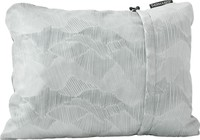 Compressible Pillow * small - gray