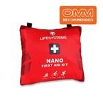 Lékárnička LifeSystems LIGHT & DRY NANO FIRST AID KIT (16položek)