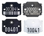 Volitelné značkovací štítky LATSCHBACHER ARBOTAG INDIVIDUAL